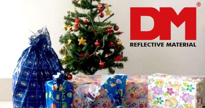 DM Refletivos Campanha de Natal 2016