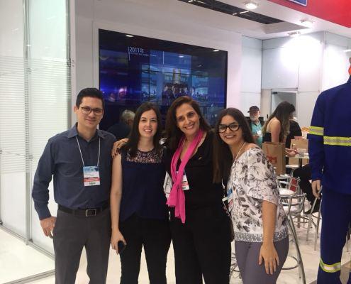 Rafael, Karina, Catharina e Mariela