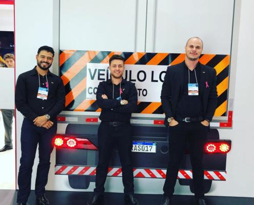 #TeamCaminhão (Darcio, Guilherme e Aldemir)