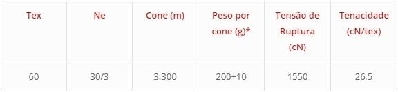 Informações tex60