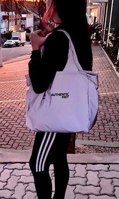 Bolsa Adidas Refletiva