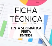 Ficha técnica do material tinta serigráfica preta