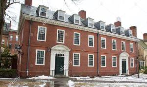 Wigglesworth Hall, Harvard