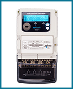 Three Phase Meter M50S