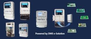DMS AMI AMR Smart Energy Meter