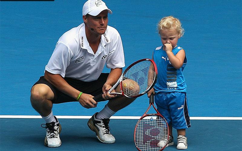 Resultado de imagen para padres de tenistas