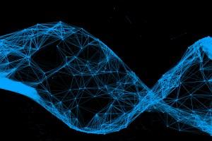 Digital DNA helix