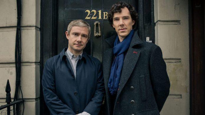 Sherlock (2010 - 2017) | No. of Seasons - 4