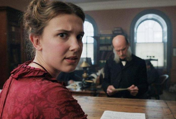 Enola Holmes (2020) Review - starring millie bobby brown