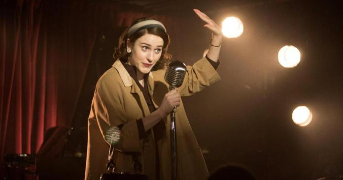 The Marvelous Mrs. Maisel (2017– ) Review