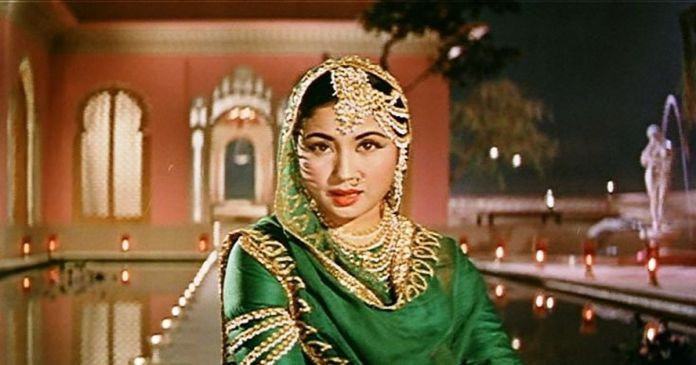 Sahibjaan - Meena Kumari - Pakeezah