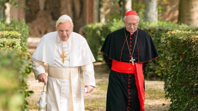 The Two Popes (2019) Review -
