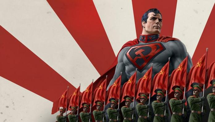 Superman Red Son (Film 2020)