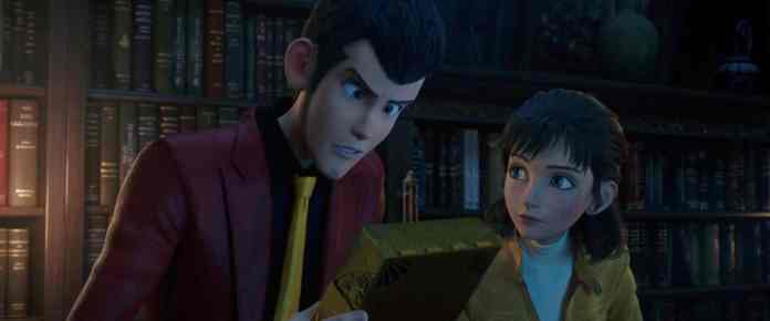 Lupin III The First (Animated Film) Review