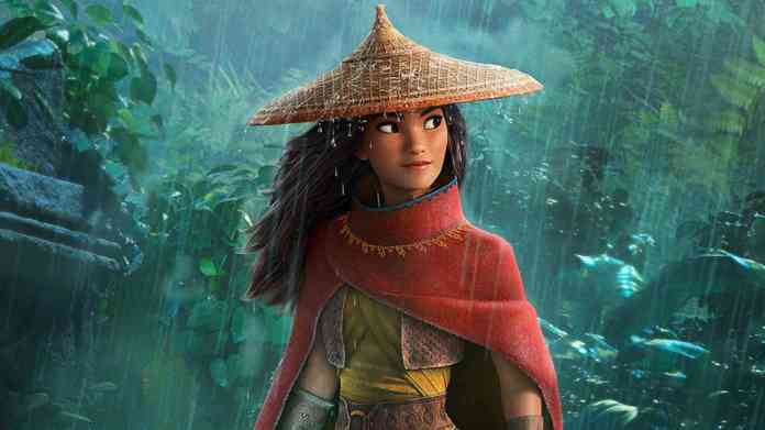 Raya And The Last Dragon (2021 Animated Film) Analysis - Builds A Bridge Of Love And Trust
