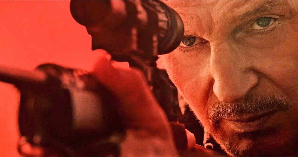 The Marksman Summary & Ending Explained 2021 Film