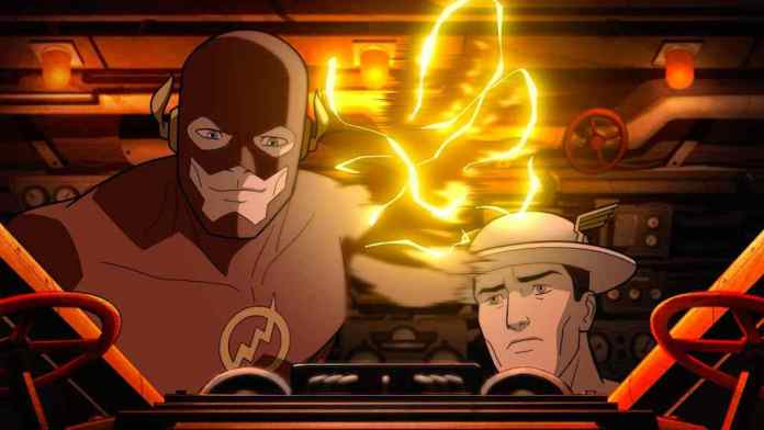 'Justice Society: World War II' Summary & Ending, Explained – Introduction To Speed Force