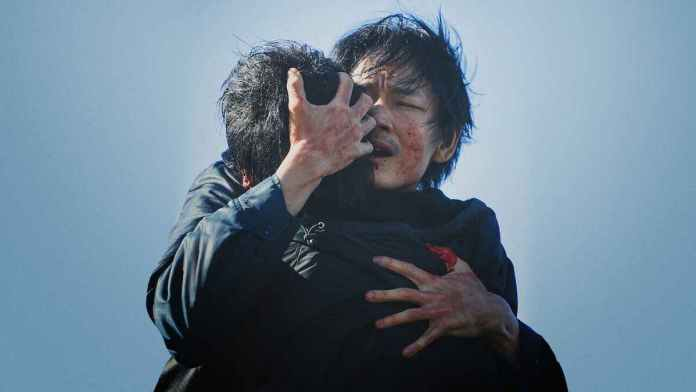 A Family Yakuza and The Family 2021 Film Michihito Fujii