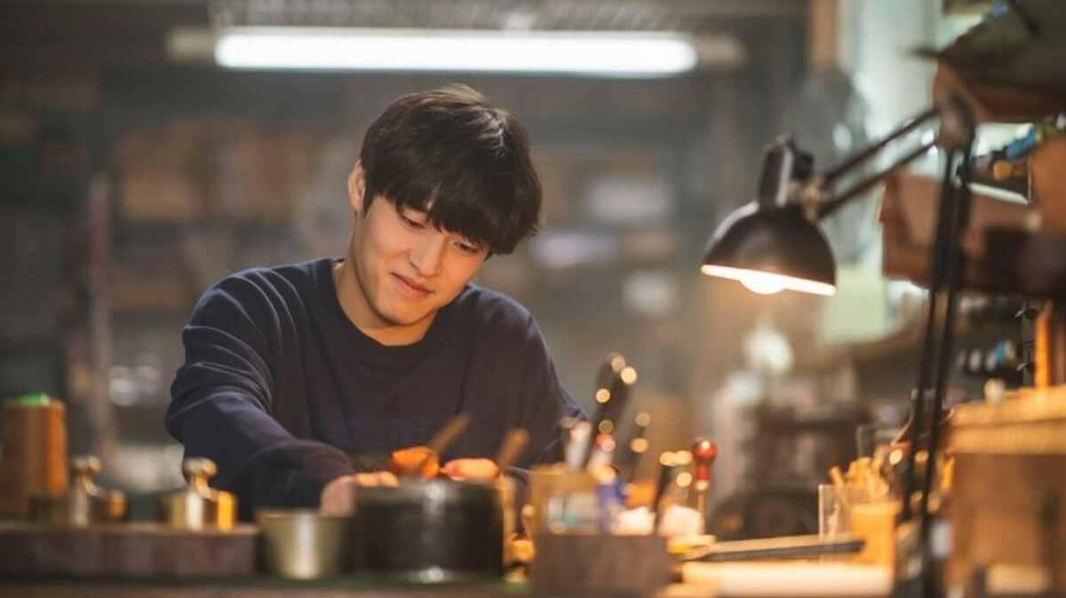Waiting for Rain 2021 South Korean Jo Jin-mo