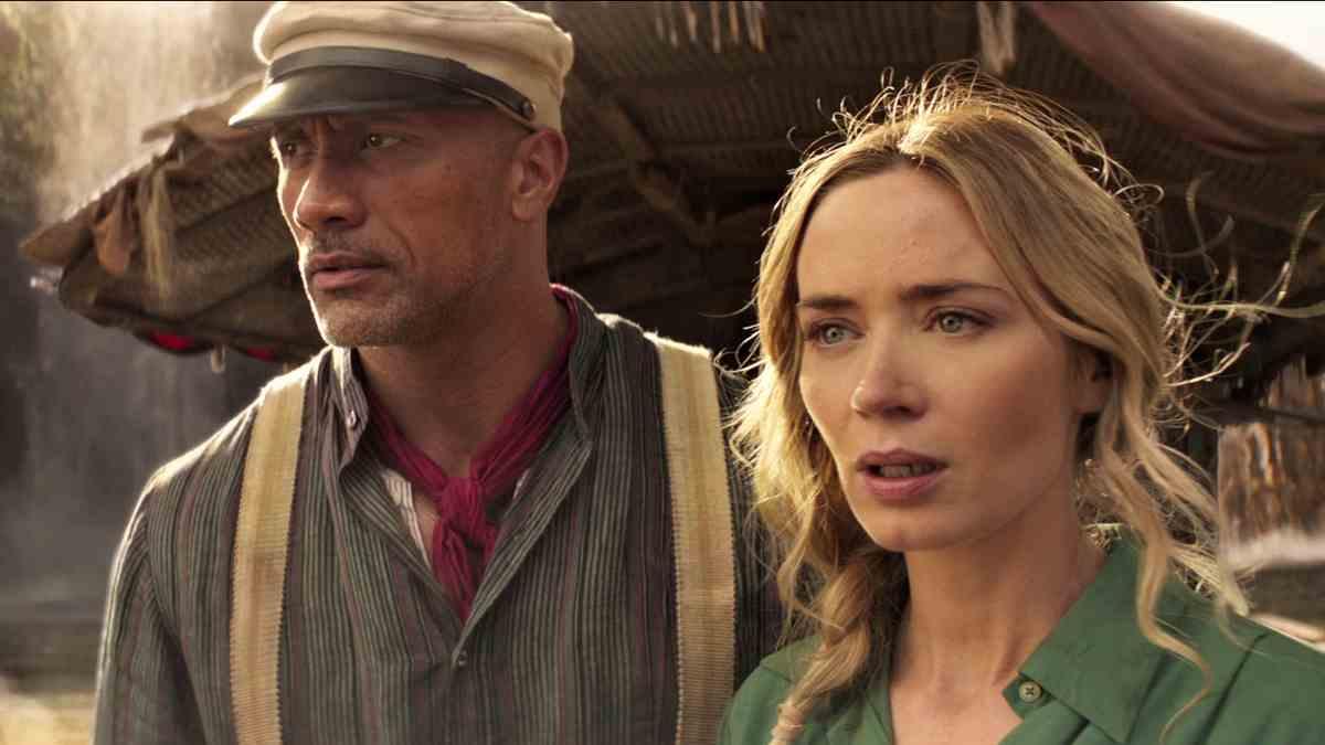 Jungle Cruise Ending, Explained 2021 Disney Film Dwayne Johnson Emily Blunt