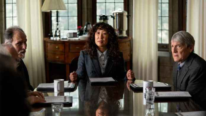 The Chair Season 1 Summary & Review 2021 Netflix Television Series Sandra Oh