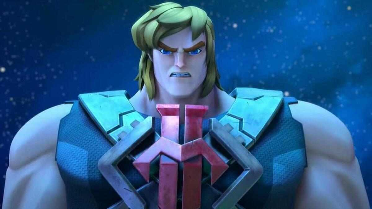 Netflix He-Man and the Masters of the Universe Summary & Review 2021 Animated Series