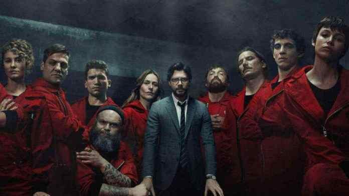 Money Heist Spanish Drama Thriller Netflix Series Alex Pina