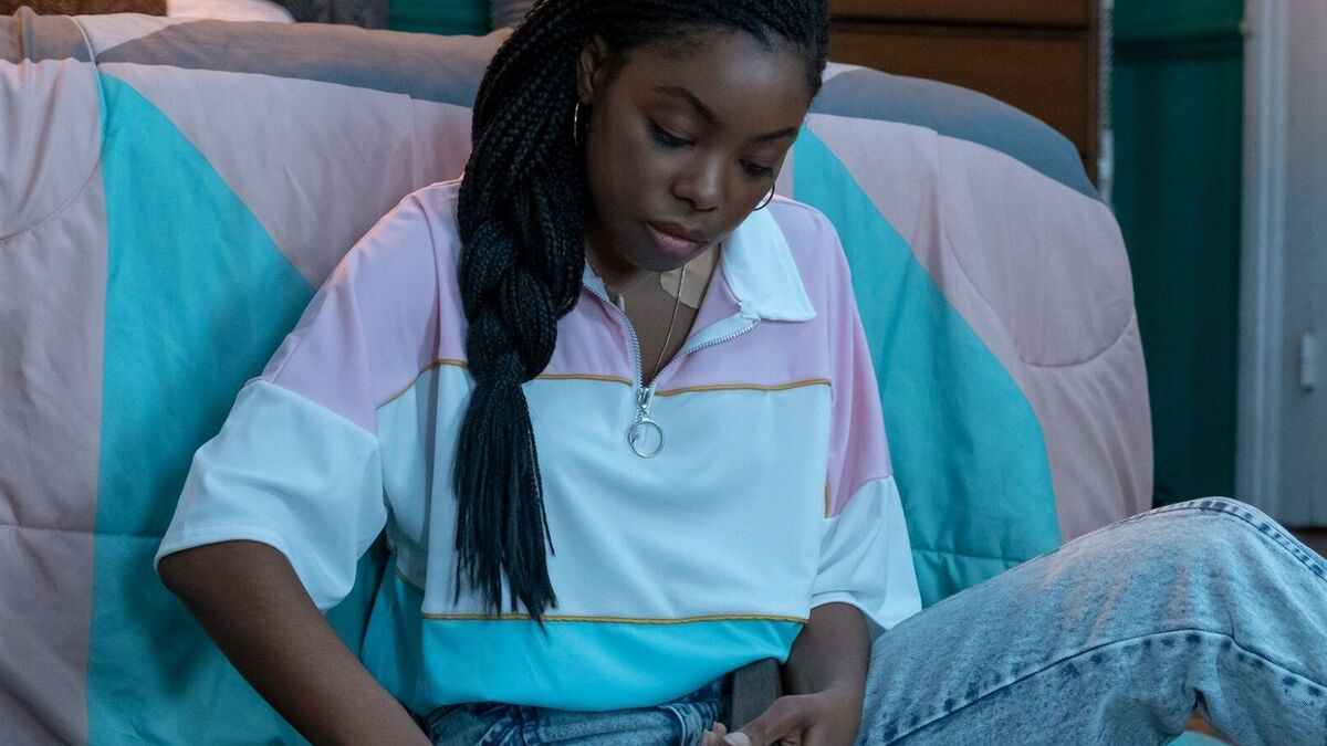 Black as Night Summary Review 2021 Film Maritte Lee Go