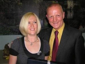 Sarah Jackson - Mary Hamilton Award 2008