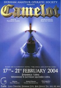 Camelot (2004) Poster