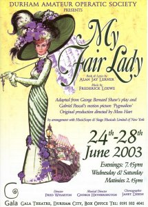My Fair Lady (2003) Poster