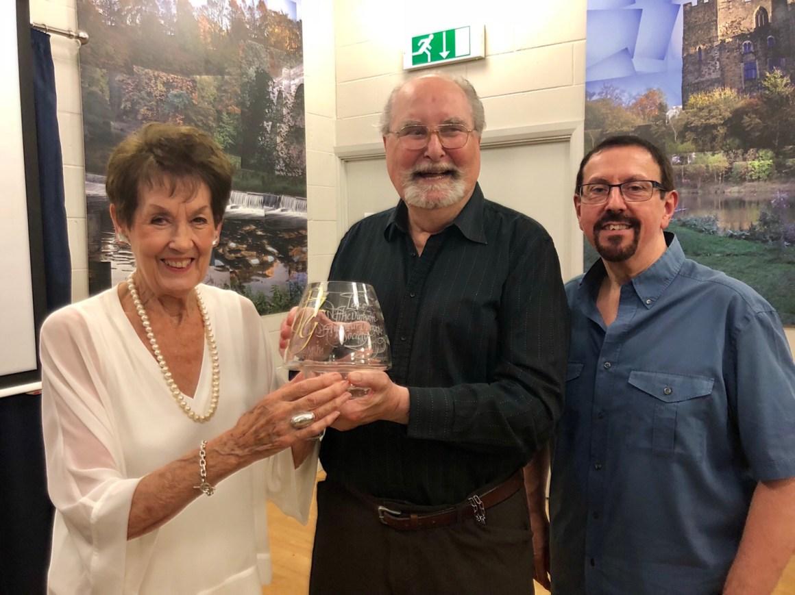 John Cuckson - Pauline Gilman Award