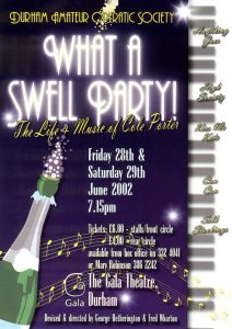 What a Swell Party (2002) Poster