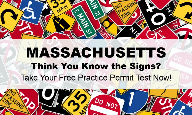 Massachusetts Dmv Practice Test 1