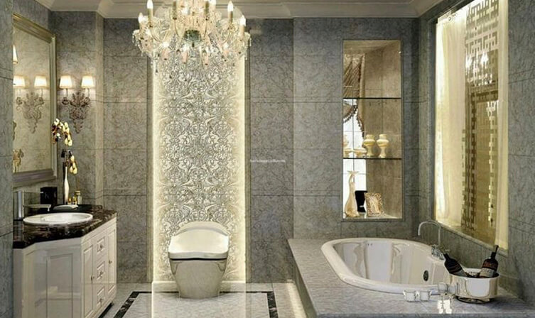 An Extra Mile into Creativity for Elegant Bathrooms   Bathroom     An Extra Mile into Creativity for Elegant Bathrooms
