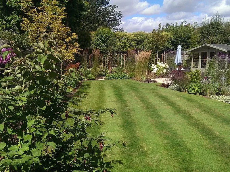 DMW Landscapes Faringdon Garden Design Maintenance12