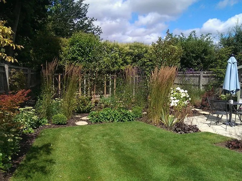 DMW Landscapes Faringdon Garden Design Maintenance6