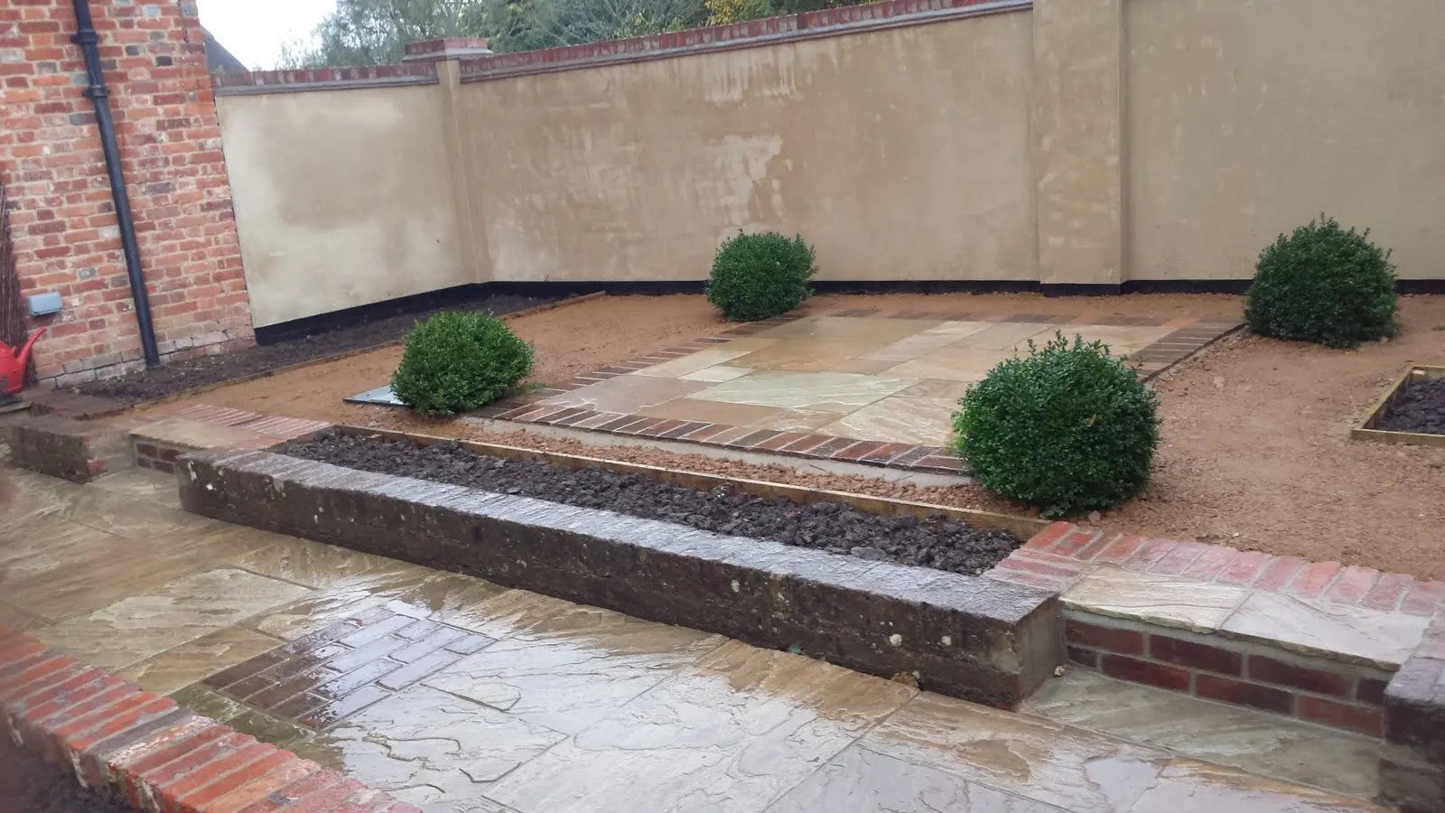DMW Landscapes Paving Projects