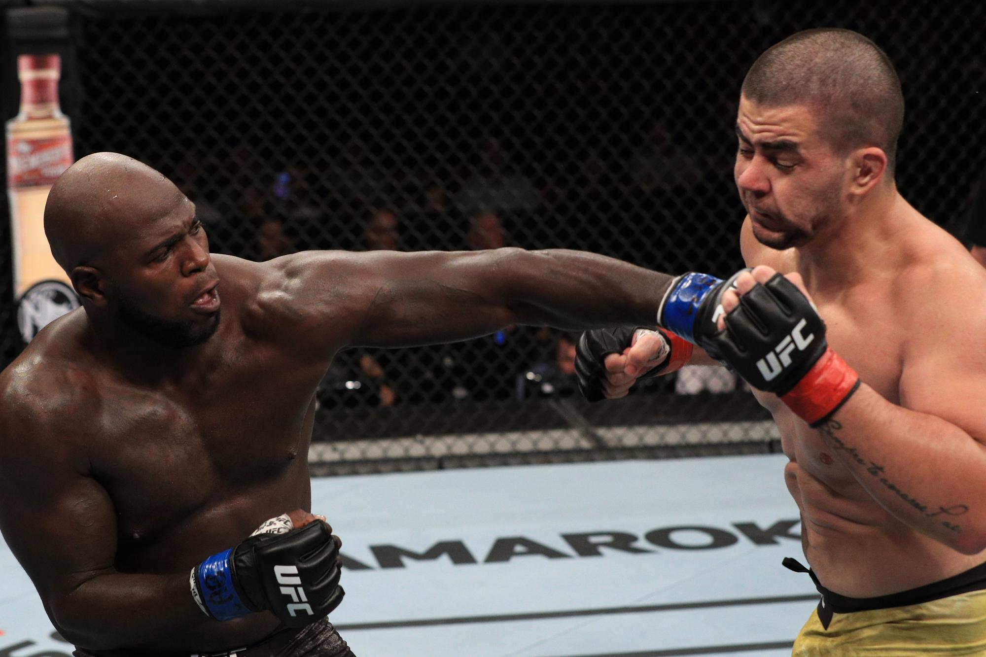 New Phase of Life Has Begun For Jairzinho Rozenstruik   UFC
