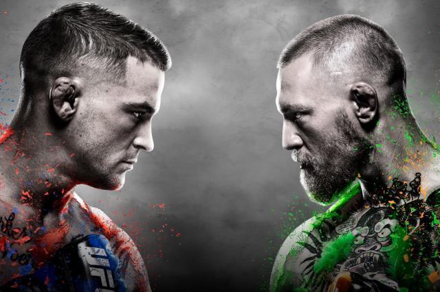 McGregor vs Poirier: Revancha Que Hará Temblar A Las 155 Libras   UFC