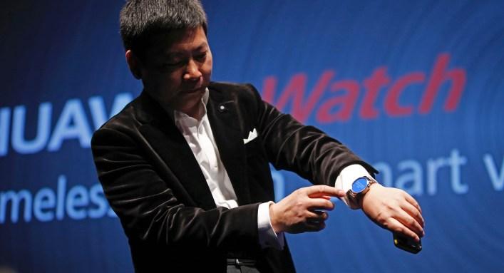 Huawei faz parceria com a Google 1