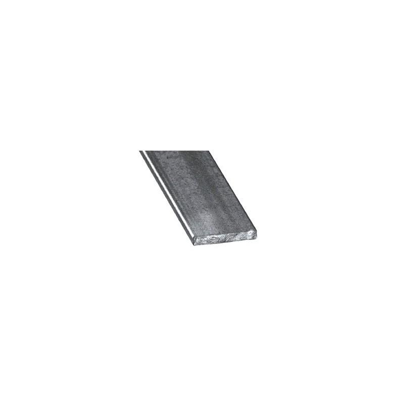 barre de fer plat acier 50 x 5 mm longueur 1 metre