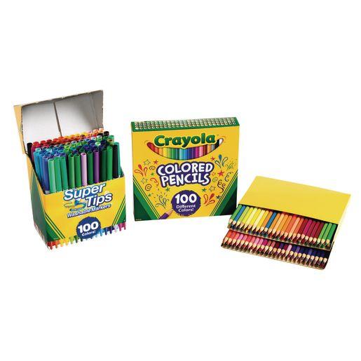 crayola color pencils # 71