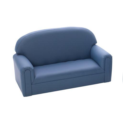 enviro child toddler sofa 8 h blue