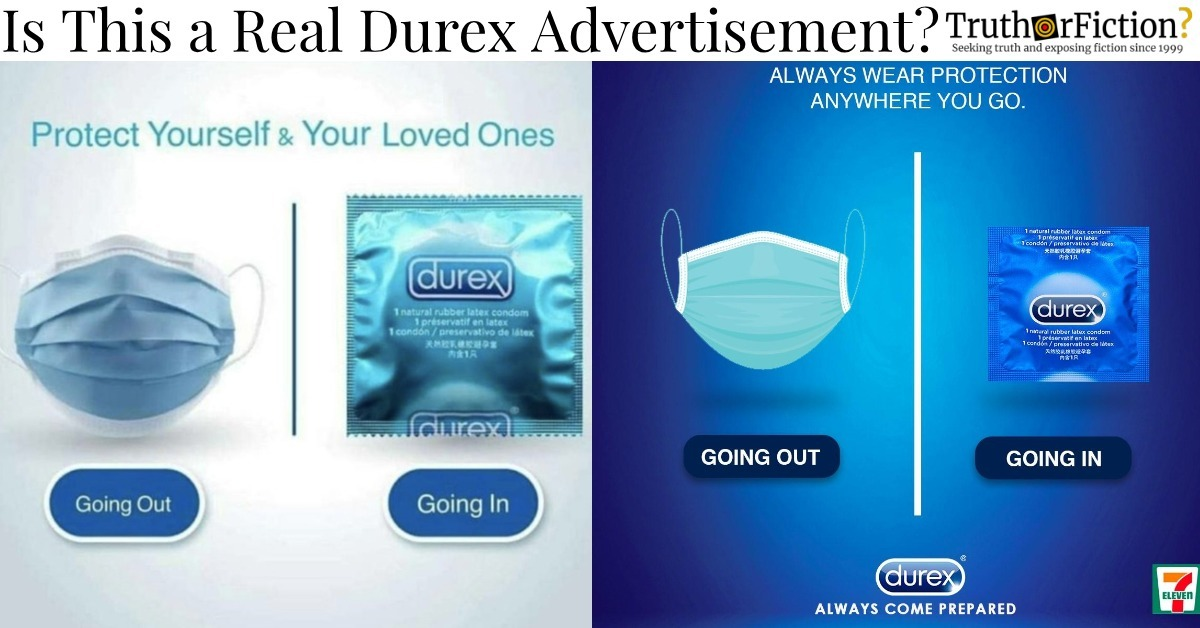 Durex Sexperience To All Those Who Use Our Competitors Products