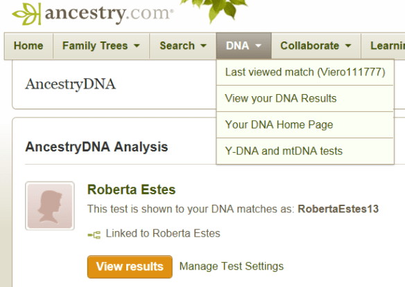 ancestry download