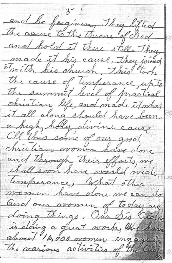 Eva Miller letter 5 cropped