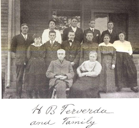 Ferverda family