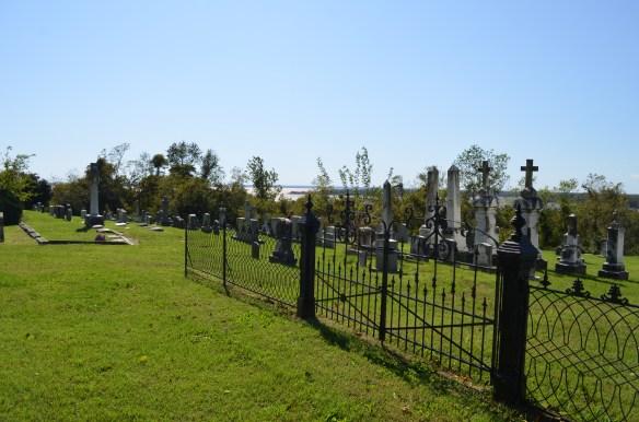 St Ignatius cemetery 2