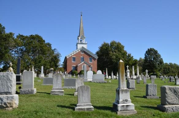 St Ignatius cemetery